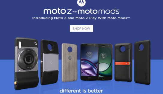 Moto Z reportedly receiving Android 7.1.1 Nougat