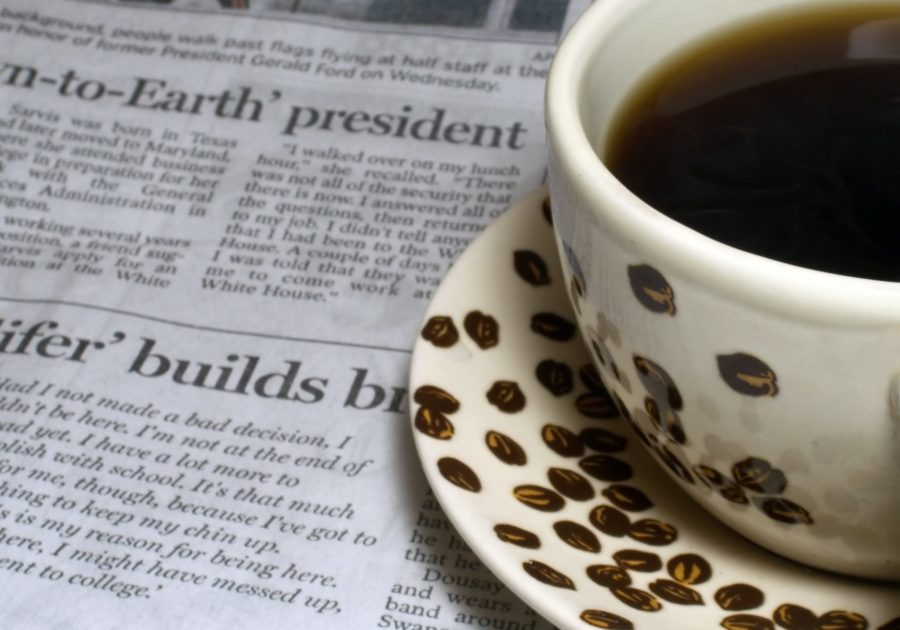 The Amazing And Often Strange Coffee News Highlights