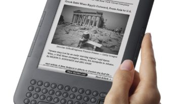 Amazon Kindle – Is it Really the New iPod?
