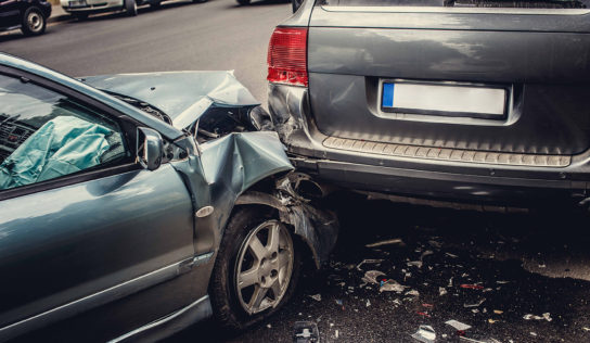 Automobile Accidents Are Almost As Old As Automobiles Themselves