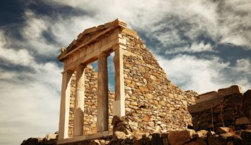 How to Create an Archaeological Tour