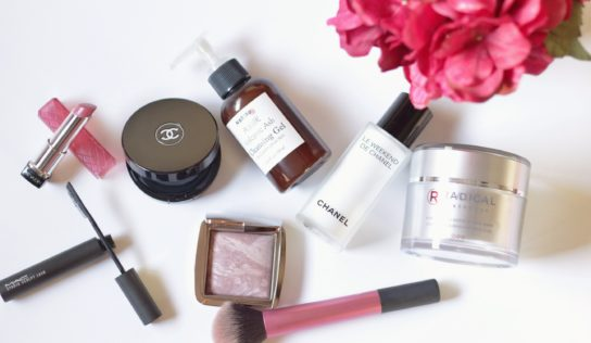 Top Five Beauty Favorites of the Month