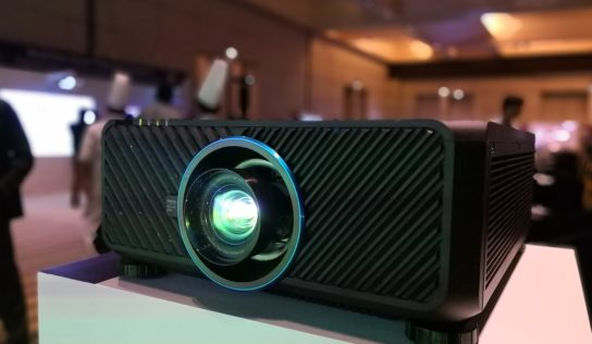 Multifunction, Wireless Capability Integrated in Pocket Projector Segment