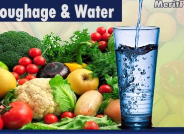 Food and Water – Different, But Complimentary