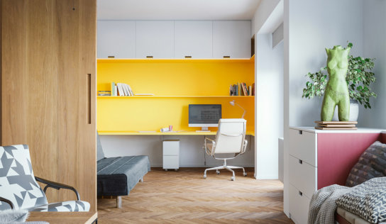 Home Study Space: 5 Tips to Help Maximize a Room Corner