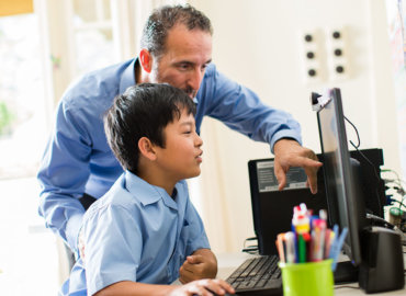 Tips to keep your child safe on the internet