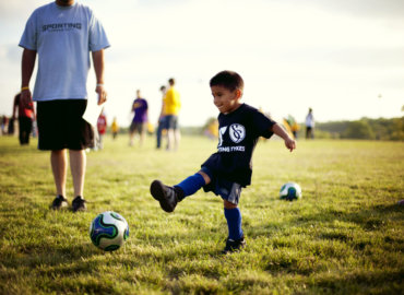 Youth Sporting Events and Social Impact on Children: Observational Study