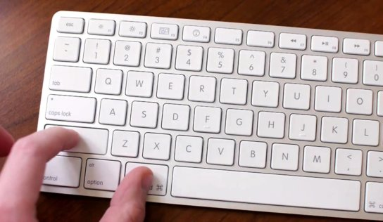 Using The Print Screen Function on a Mac