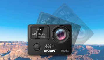 EKEN Sports Camera-Enjoy Its Fascination